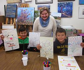 New! Art & Craft Pre-Schoolers Class