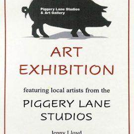 Piggery Lane Studios & Art Gallery Exhibition: 12th June – 15th July 2021