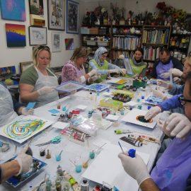 Resin Art Workshop – Saturday, 7th December