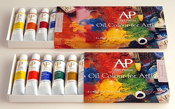 Art Prism Oil Set 6