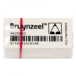 Bruynzeel Eraser