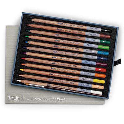 Bruynzeel Watercolour pencils