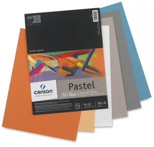 Canson Mi Teintes Pads Richmond Art Supplies