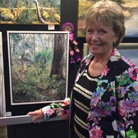 Reminder: Acrylic Painting Workshop with Chris Seale 14th July