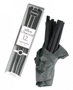 Coates Willow Charcoal Packs #12
