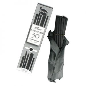 Coates Willow Charcoal Packs #30