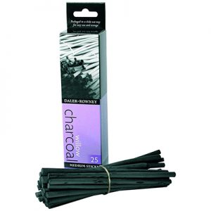 Daler Rowney Charcoal Pack