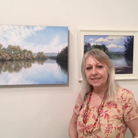 Extra Holiday Art Class! – Paint a Landscape with Deidre – 11th January