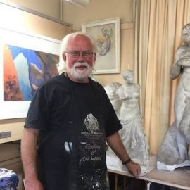 Reminder: MTAS Pastel Workshop with Greg Hansell This Sunday, 2nd May 2021