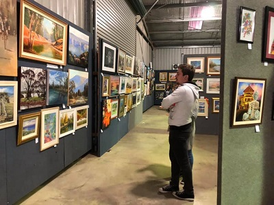 Art Entries for Hawkesbury Show close 29th March