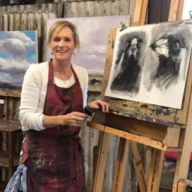 Reminder: MTAS Monthly Demonstration Meeting Tomorrow 12th November – Jeanette Starr – Mixed Media Birds & Animals