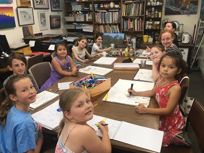 Reminder: MTAS Kids School Holiday Art & Craft Program – January 2021