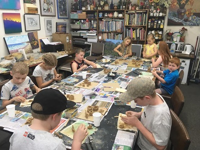 MTAS Kids School Holiday Art & Craft Program – January 2021