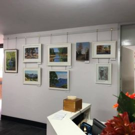 MTAS Gallery Open on Saturday, 25th July