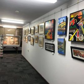 MTAS Gallery Open at Musson Lane – Saturday, 22nd February 2020