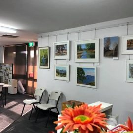 MTAS Gallery Open at Musson Lane – Saturday, 14th March 2020