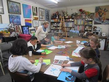 MTAS Kids School Holiday Workshops January 2020