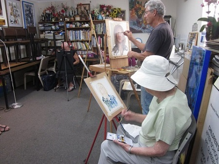 MTAS Life Drawing Group Sessions