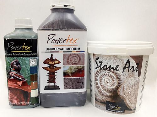 Powertex Workshop Saturday 17th August Richmond Art Supplies