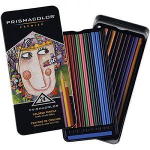 Prismacolour Coloured Pencils