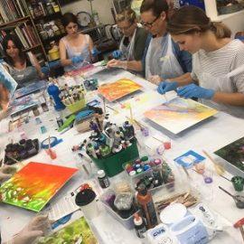 New Resin Workshop – Saturday, 15th May 2021