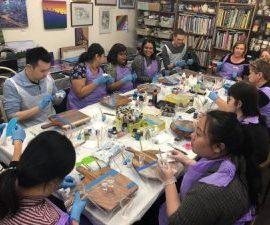 Reminder: Resin Art Workshop – Saturday, 29th February