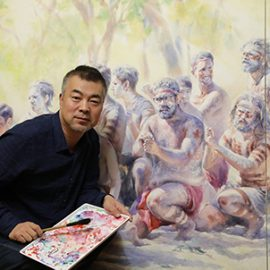 Reminder: MTAS Portraiture in Watercolour Workshop with Richard Chao – Sunday, 8th March