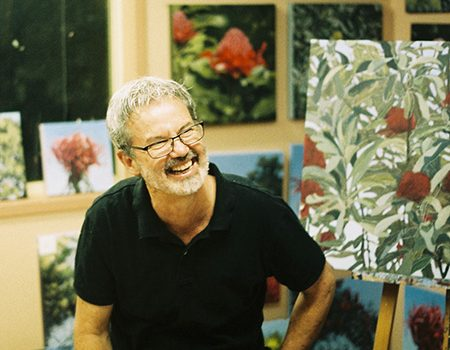 Oil Painting Workshop with Stephen Travers – Sunday, 8th September