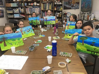 Reminder: MTAS Kids School Holiday Workshops January 2020