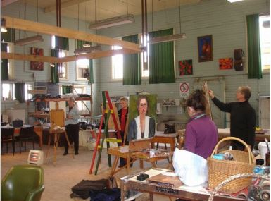 Hawkesbury Community Arts Workshop at K13 Open