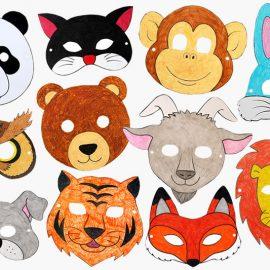 Five cute animal crafts to make!