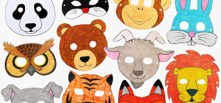 Five cute animal crafts to make!