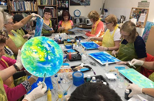 New Resin Workshop on 3rd August