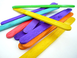 coloured-craft-sticks-richmond-art-supplies