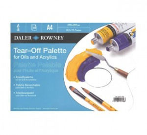 daler-rowney-tear-off-palette-richmond-art-supplies