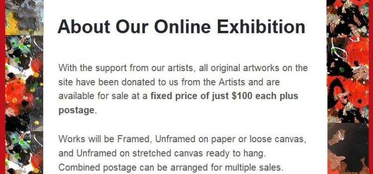 CASS Art Online – Super Online Art Sale