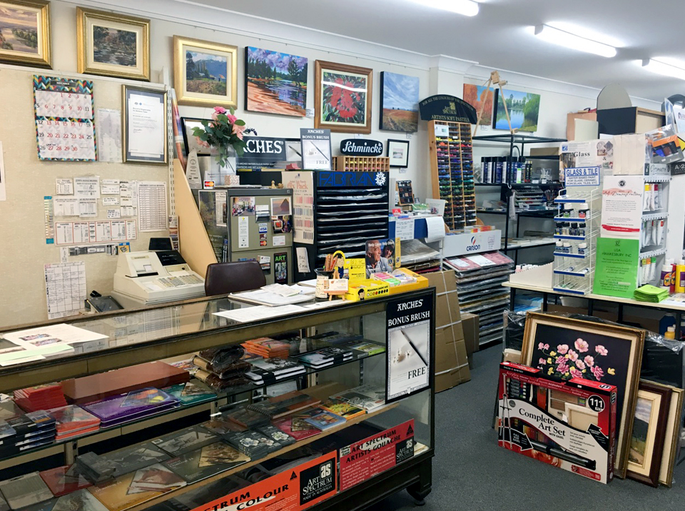 richmond art supplies