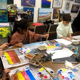 MTAS Kids School Holiday Workshops 28th June – 9th July 2021