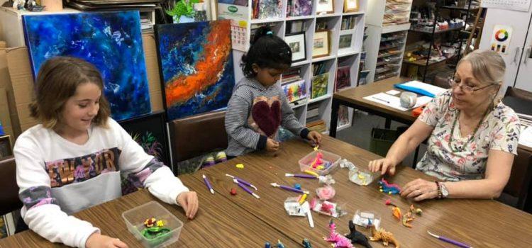MTAS Easter School Holiday Workshops April 2019