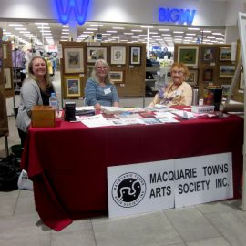MTAS Richmond Marketplace Exhibition 13th-16th August