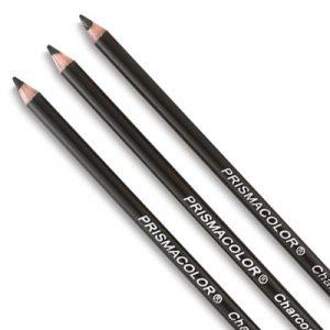 prismacolor-charcoal-pencils