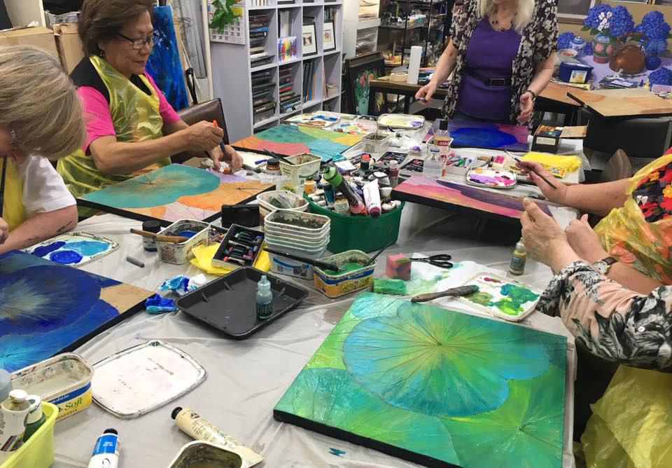 art workshop nsw