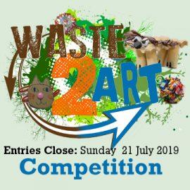Hawkesbury City Council – Waste 2 Art 2019