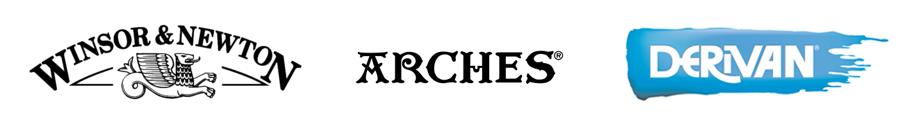 winsor & newton derivan arches richmond art supplies
